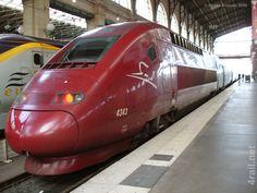 Iternationaal treinreizen tips Bron: 4rail.net
