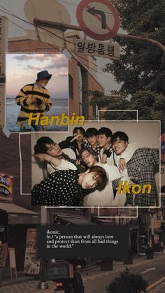 Most Nice Anime Wallpaper IPhone Screens Yg Ikon, Chanwoo Ikon, Ikon Kpop, Kim Hanbin, Ikon Wallpaper, Aesthetic Template, Always Smile, Awesome Anime, Yg Entertainment