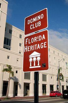 Domino Club, Little Havana (Miami, Florida)