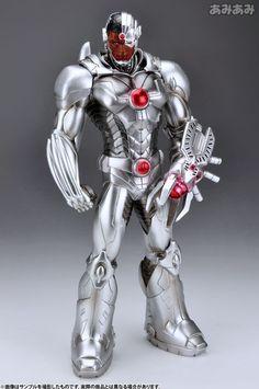 Cyborg New 52 1/10 Scale Kotobukiya statue