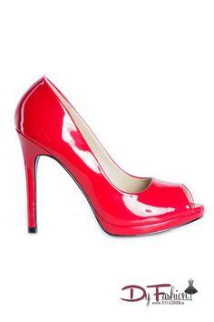 Pantofi Rosii Malia