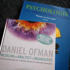 Leesvoer voor vandaag #studie #HRM #study @ncoi #scriptie