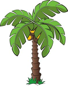 Find images of Free Pictures. ✓ Free for commercial use ✓ No attribution required ✓ High quality images. Palm Tree Clip Art, Palm Tree Drawing, Free Pictures, Free Images, Dates Tree, Animal Cutouts, Jungle Tree, Tree Clipart, Easy Coloring Pages