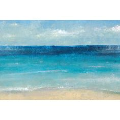 This beautiful artwork titled 'Cote D'Azure' by Carney will bring a cultural touch to your home decor. Measuring 24x36, this artwork is available in 1 piece.