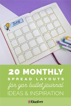 I've tried a few different monthly spread layouts, but I seem to navigate towards a certain way of setting up my monthly log in my bullet journal. However, there are so many different ways to create your monthly spread! So, today I thought of sharing with you some amazing monthly log layouts that I found, and some that I made myself, in order to get you inspired. #bulletjournalsetup #bulletjournalmonthlyplanning #bulletjournalmonthataglance #monthlyspread #bulletjournalmonthlylog