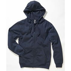 Urban Equip Plain Zip Through Sweatshirt - Tops - Men - Clothing - The Warehouse