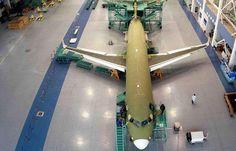 ABD havacılıkta rekora koşuyor - ABD havacılık sektörünün rekor seviyede ticaret fazlası vermesi bekleniyor.