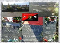 VISITA DEL SOV CNT-AIT PUERTO REAL AL CEMENTERIO DE MONTJUICH: http://puertoreal.cnt.es/denunicas-sindicales/6022-visita-del-sov-cnt-ait-puerto-real-al-cementerio-de-montjuich.html