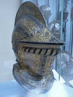 Medieval Armour and Shields Armor All, Arm Armor, Cleveland Museum Of Art, Philadelphia Museum Of Art, Medieval Knight, Medieval Armor, Christian Soldiers, Medieval Helmets, Ancient Armor