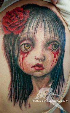 another Mark Ryden Tattoo