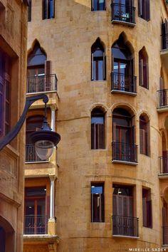 Beirut Beirut Lebanon, Dope Art, North Africa, Christians, Homeland, Old Houses, Middle East, Castles, Basil