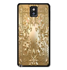 Jayz Kanye West Album Cover Watch The Throne Samsung Galaxy S3 S4 S5 Note 3 Case