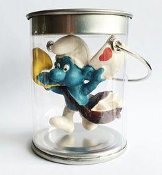 Grace Kotze: Smurf Gift Pack: A Sweet Love: fine art   StateoftheART South African Artists, Art Object, Love Is Sweet, Love Gifts, Limited Edition Prints, Online Art Gallery, Oil On Canvas, Pop Art, Kids Room