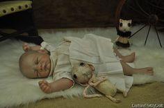 Reborn baby vampire by artist Lacey Michelle. Dark & Twisty collection. #vampire #reborn #rebornvampire