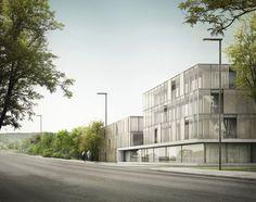 ETB . Housing for the Elderly . Ljubljana (1)