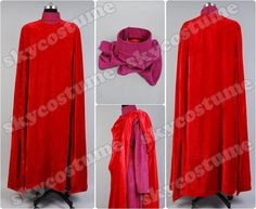 Star Wars Red Royal Guard red Cosplay Costume - Skycostume