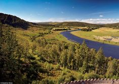 The new owner will gain 16 acres of land and a loch when they take over control of the B-l...