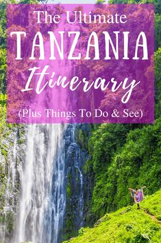 The Perfect Tanzania Itinerary - Helen in Wonderlust-- An epic Tanzania Itinerary including where to go, where to stay and things to do! Including safari in the Serengeti, Mount Kilimanjaro and the beaches of Zanzibar. Africa Destinations, Tanzania Safari, Viewing Wildlife, Epic 2, Beautiful Places To Travel, African Safari, Florida, Future Travel, Mount Kilimanjaro