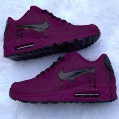 size 40 51b60 43f91 Air Max 90 Custom Zapatillas Nike, Calzado Nike, Zapatillas Deportivas,  Zapatos Deportivos,