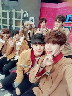 So, this is a book that I'll tell you guys more about VICTON. VICTON is under Plan A Entertainment and other idols that under Plan A Entertainment are Apink & Huh Gak. VICTON is the first boygroup in Plan A Entertainment after Apink. Victon Kpop, Kpop Boy, Twitter Video, Fandom, Love My Kids, Korean Bands, My Little Baby, Picture Credit, Actors