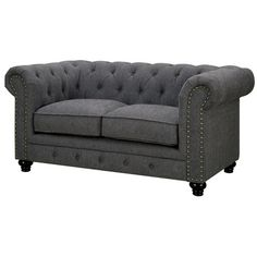Cedric 67.2'' Tufted Loveseat  at Joss and Main