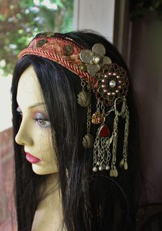 Tribal Fusion Headpiece