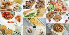 Zelf granola maken - Mind Your Feed Salted Caramel Brownies, Sports Food, Dessert Recipes, Desserts, High Tea, Granola, Avocado Toast, Nom Nom, Brunch