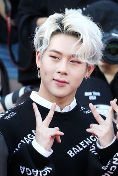 Monsta X - Jooheon Hyungwon, Monsta X Jooheon, Yoo Kihyun, Shownu, Mamamoo, K Pop, X Picture, Lee Joo Heon, Lee Minhyuk
