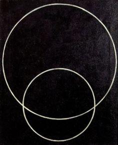 """roisinkiely: """" Aleksandr Rodchenko - Construction No. 127 (Two Circles), 1920 """""""