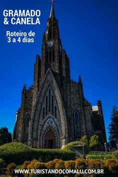 O que fazer nas cidades de Gramado e Canela no Rio Grande do Sul. Sugestões de roteiros de viagens.