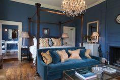 Babington House bedroom envy