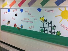 School Counseling Ideas: Angry Birds