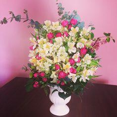 #asymmetrical #tablearrangement #roses