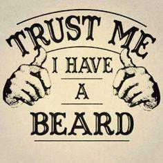 Trust Me. I Have A Beard From Beardoholic.com
