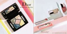 Dior World of Pastels Collection Spring 2015