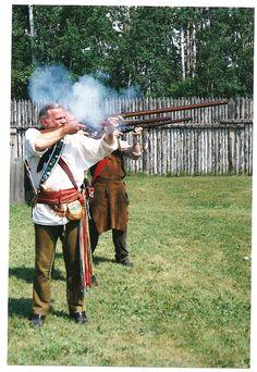 Some Observations Concerning Northwest Trade Guns - Edmonton House Brigade