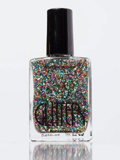 Glitter Nail Polish #AmericanApparel #PinatripwithAA