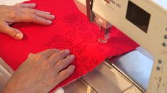 This video is about free motion machine quilting Free Motion Quilting, Machine Quilting, Tutorials, Quilts, Quilt Sets, Log Cabin Quilts, Lap Quilts, Quilt, Crochet