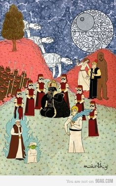 a clockwork orange alien Goodfellas Inception \ Kill Bill Pulp Fiction Scarface Terminator II The Godfather The Shining Star Wars Brilliant illustrations created by Murat Palta Pulp Fiction, Science Fiction, Fiction Movies, Cult Movies, Kill Bill, Famous Movie Scenes, Famous Movies, Stormtrooper, Darth Vader