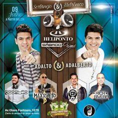 Heliponto Bar   Sertanejo e Eletrônico no Heliponto com Dj Rodolfo Coelho e Dj Max Toretto Confirme ida no Evento: http://www.baladassp.com.br/balada-sp-evento/Heliponto-Bar/341 Whats: 951674133