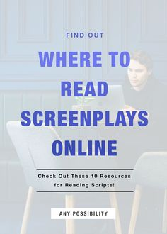 Here's Where to Read Screenplays Online for Free! #FilmSchoolsReview