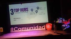 1 año #ComunidadVite escuchando a @jmegias de @Startupxplore  #emprendedor #blog #influencer #marketing #digital #branding #redes #sociales #social #media #creativo #ideas #valencia #instagram #spain
