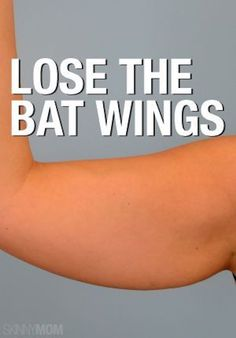 The 11 Best Bat Wing Banishing Workouts - Free Exercise Videos to Lose those Bat Wings!