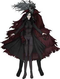 Re L And Ergo Proxy
