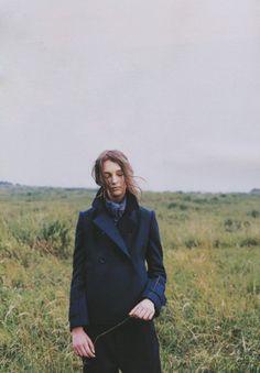 photography, moor, nature, coat, fashion, style, winter, autumn