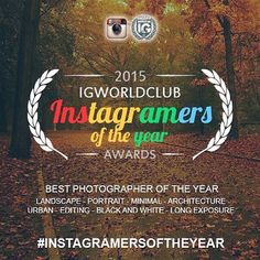 #INSTAGRAMERSOFTHEYEAR  To celebrate the 300 world account of our Community we decided to create an award for the best photographers in the world: INSTAGRAMERS OF THE YEAR.  Participate is very simple since the competition will take place in two stages. In the first phase all our accounts will choose the best photos tagged with the city or nation managed community as @ig_europa will choose the best among those tagged with the hashtag #instagramersoftheyear_europa  In the second phase will be…