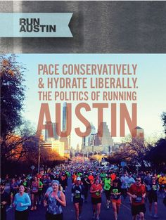 RunAustin is a resource for runners around the world to stay informed about Austin's premiere and iconic running events. Participating races include, the 3M Half Marathon, Austin Marathon and Half Marathon, IBM Uptown Classic, Paramount Break-a-Leg 5K and the Statesman Capitol 10K.