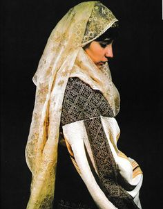 Muscel, Muntenia (Wallachia) Folk Costume, Costumes, European Dress, Folk Embroidery, Traditional Outfits, Clothes, Beautiful, Bun Bun, Dresses