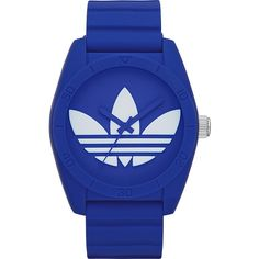 adidas originals Watches Santiago Men' ($75) ❤ liked on Polyvore featuring men's fashion, men's jewelry, men's watches, watches, blue, fashion accessories, mens blue watches, mens watches and mens watches jewelry