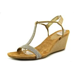 Style and Co. Mulan2 Women's Slingback Wedge Sandals *** Details can be found by clicking on the image.